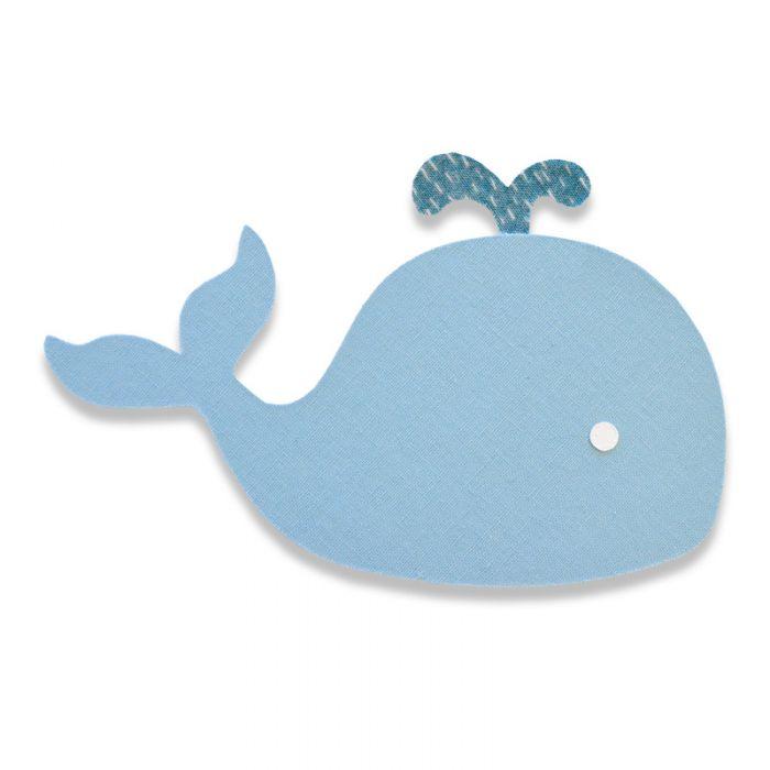 תבנית חיתוך - Bigz Die - Whale