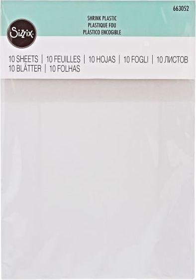 מארז דפי שרינקי - Shrink Plastic