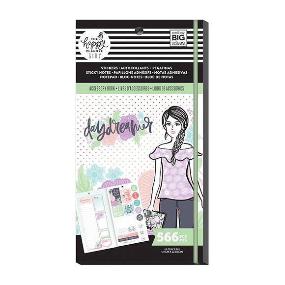 ספר מדבקות Happy Planner - Daydreamer