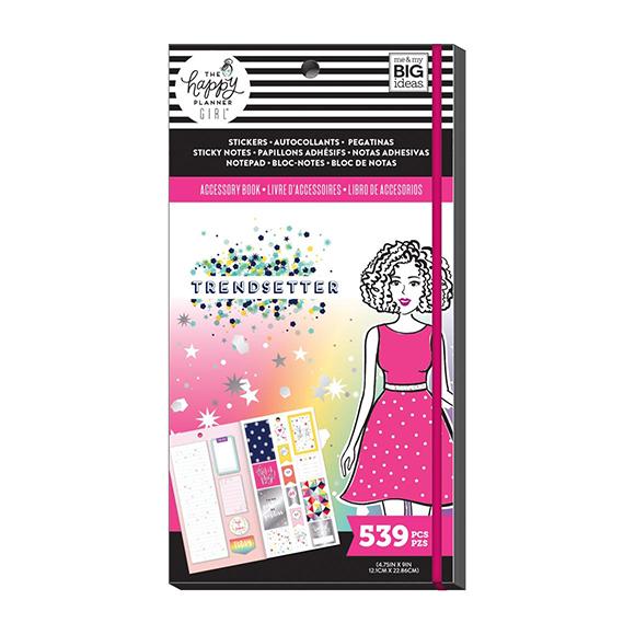 ספר מדבקות Happy Planner - Trendsetter