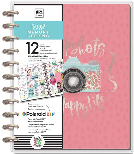 Happy Planner - Painted Memories - Big Planner