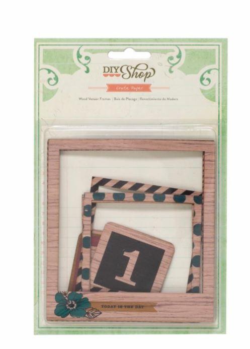DIY Shop - Wood Veneer Frames