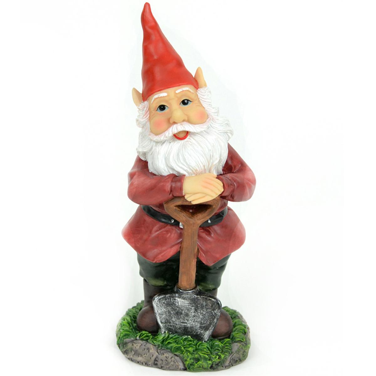גמד גינה - Fairy Garden Standing Gnome