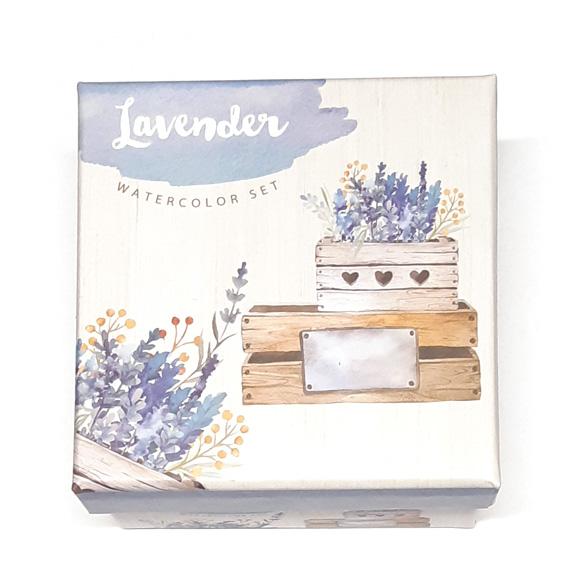 קופסת מתנה Lavender