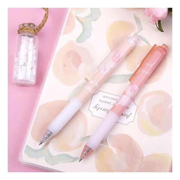 עט ג'ל - אפרסק שובב