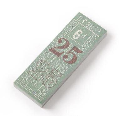 מארז כרטיסים רטרו ל- art journal דגם 8652