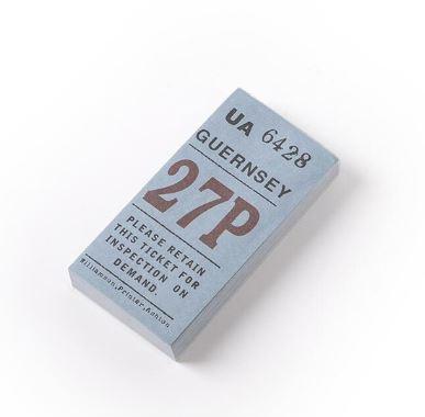 מארז כרטיסים רטרו ל- art journal דגם 6428