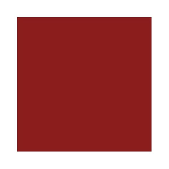 דף קארדסטוק - Carnival Red