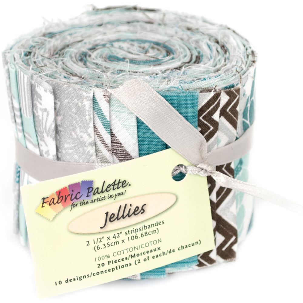 מארז בדים חתוכים: Jellies - Melodic Floral Multi