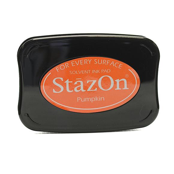 דיו יבש - Stazon - Pumpkin