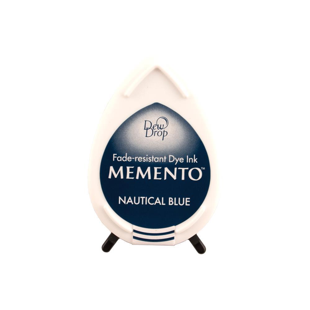 כרית דיו - Dew Drop Dye Ink Pad - Nautical Blue