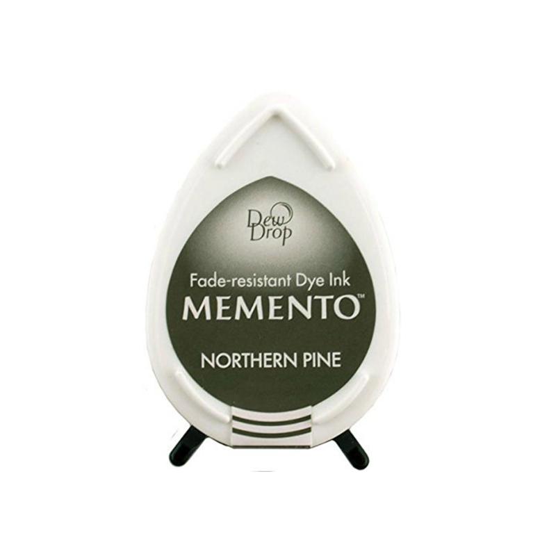 כרית דיו - Dew Drop Dye Ink Pad - Northern Pine