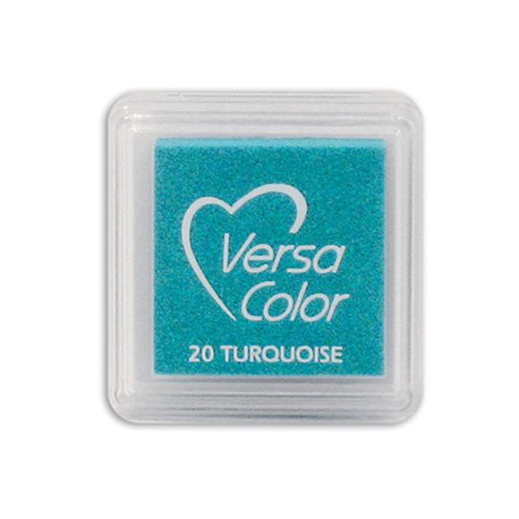 כרית דיו Pigment Mini Ink Pad - Turquoise