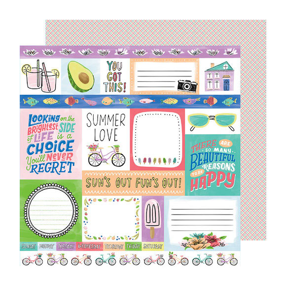 291 Stay Sweet Collection - Summer Love