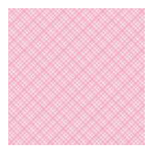 545 Basics Patterned - light pink Plaid