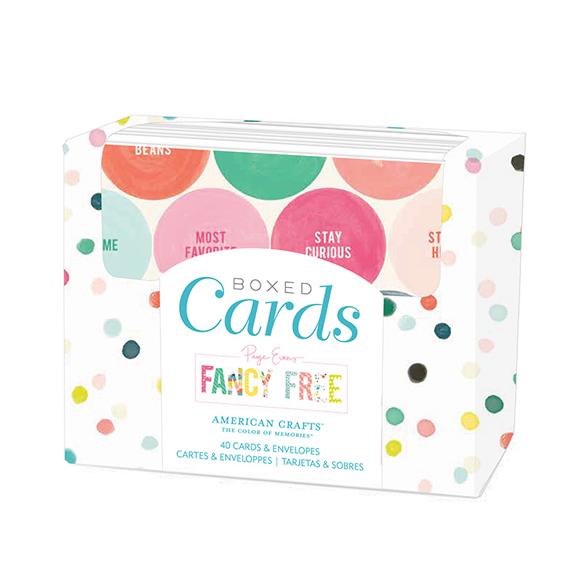 כרטיסי ברכה ומעטפות - Fancy Free