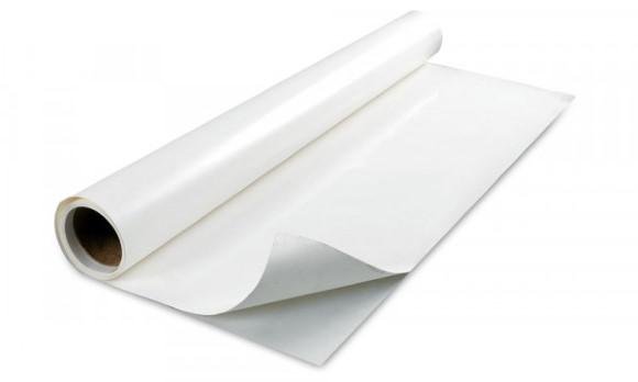 טפט לוח מחיק בצבע לבן