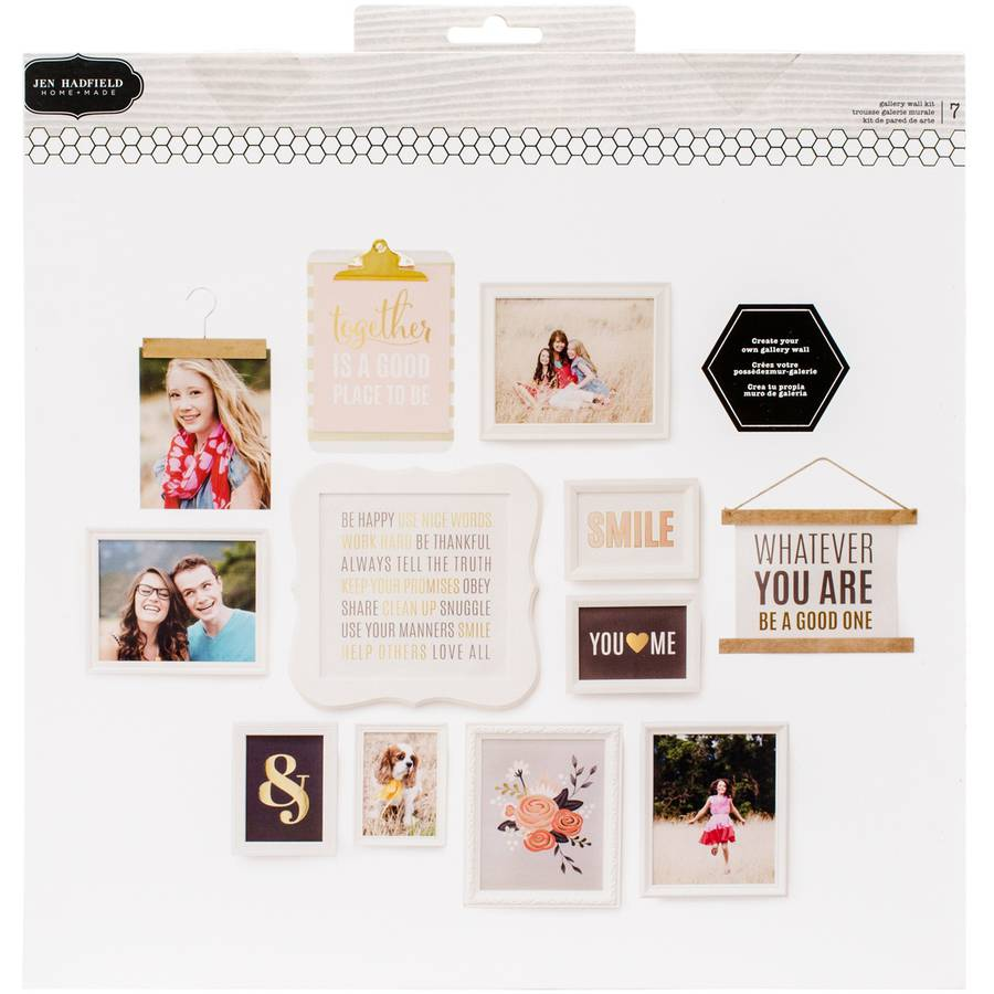 Diy Home Gallery Wall Kit