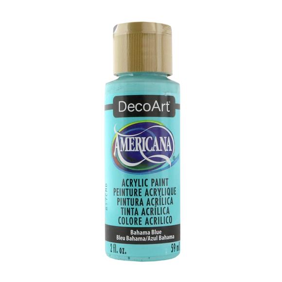 Americana Acrylic Paint - Bahama Blue