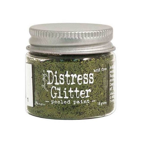 Distress glitter - Peeled Paint