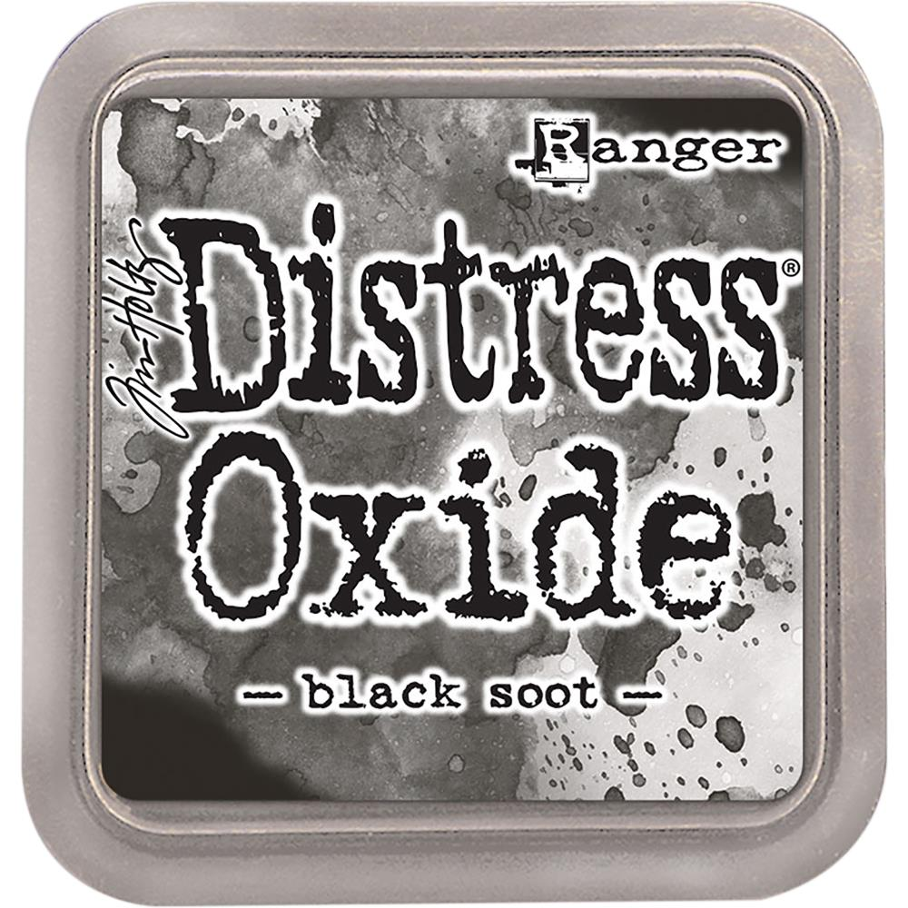 Tim Holtz Distress Oxides Ink Pad - Black Soot