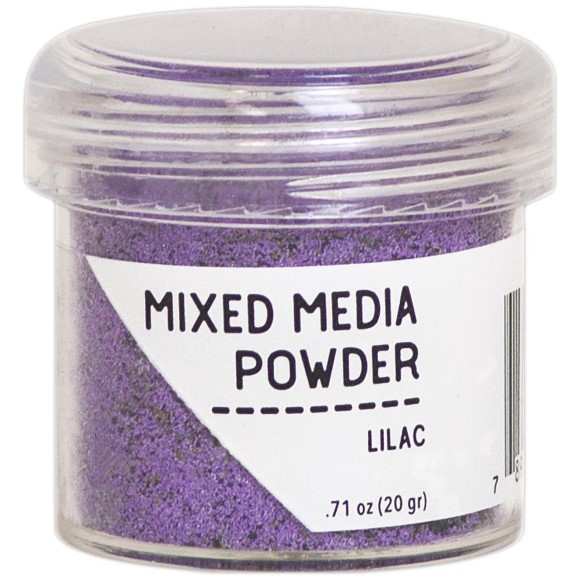 אבקת הבלטה Ranger Mixed Media Powders - Lilac