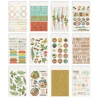 SIMPLE VINTAGE GREAT ESCAPE 4X6 STICKER BOOK