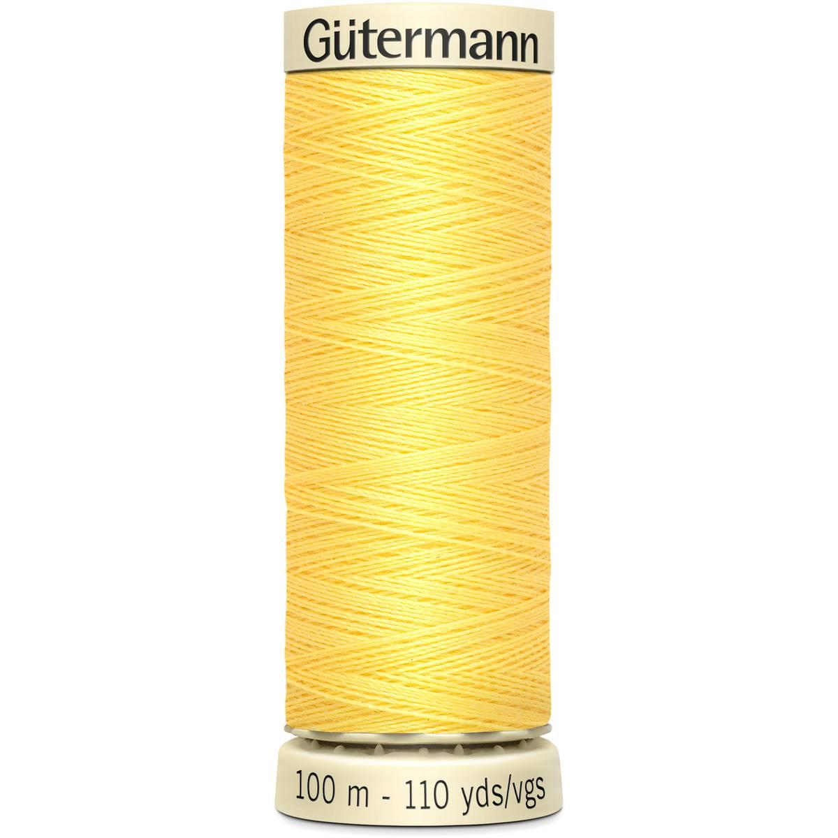 חוט תפירה גוטרמן - Yellow 852