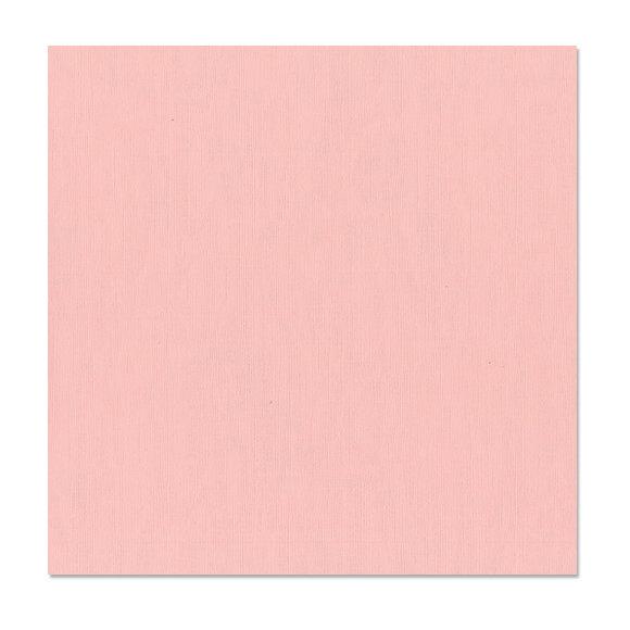דף קארדסטוק - Canvas Texture - Blossom