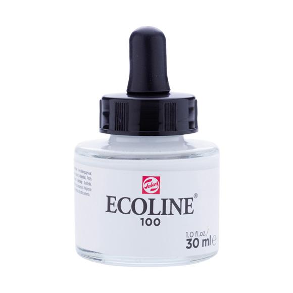 דיו נוזלי - Ecoline Ink 100 White