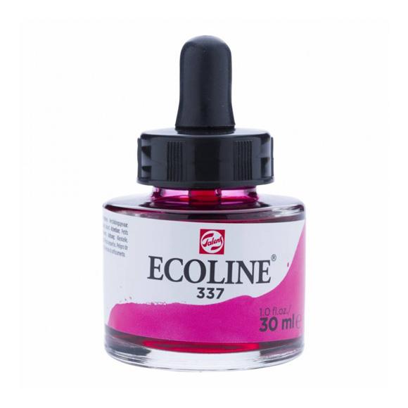 דיו נוזלי - Ecoline Ink 337 Magenta