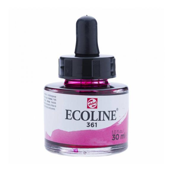 דיו נוזלי - Ecoline Ink 361 Light Pink