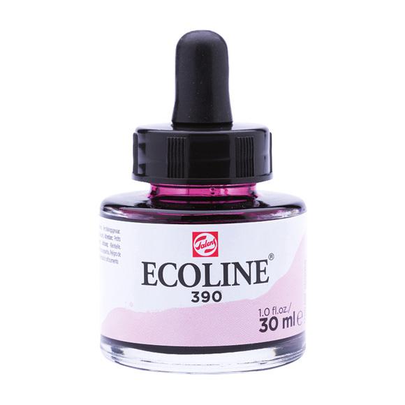 דיו נוזלי - Ecoline Ink 390 Pastel Rose