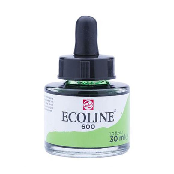 דיו נוזלי - Ecoline Ink 600 Green