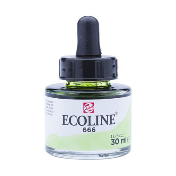 דיו נוזלי - דיו נוזלי 666 Pastel Green