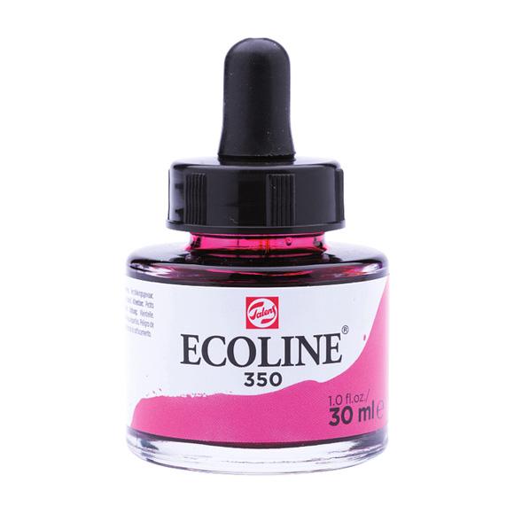 דיו נוזלי - Ecoline Ink 350 Fuchsia