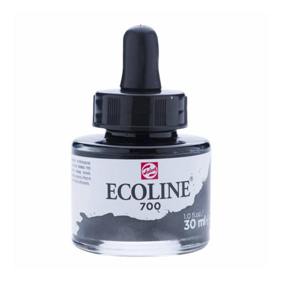 דיו נוזלי - Ecoline Ink 700 Black