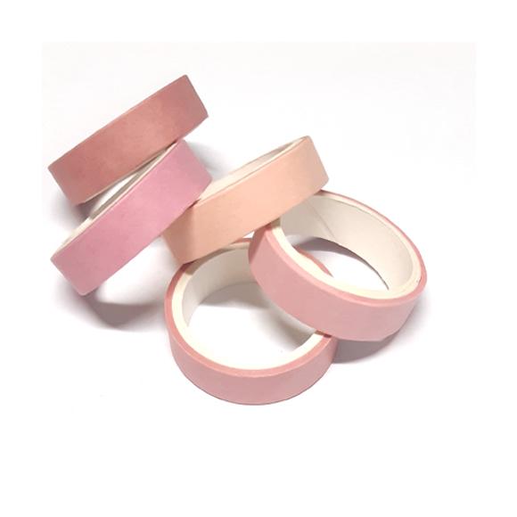 מארז וואשי טייפ - pink