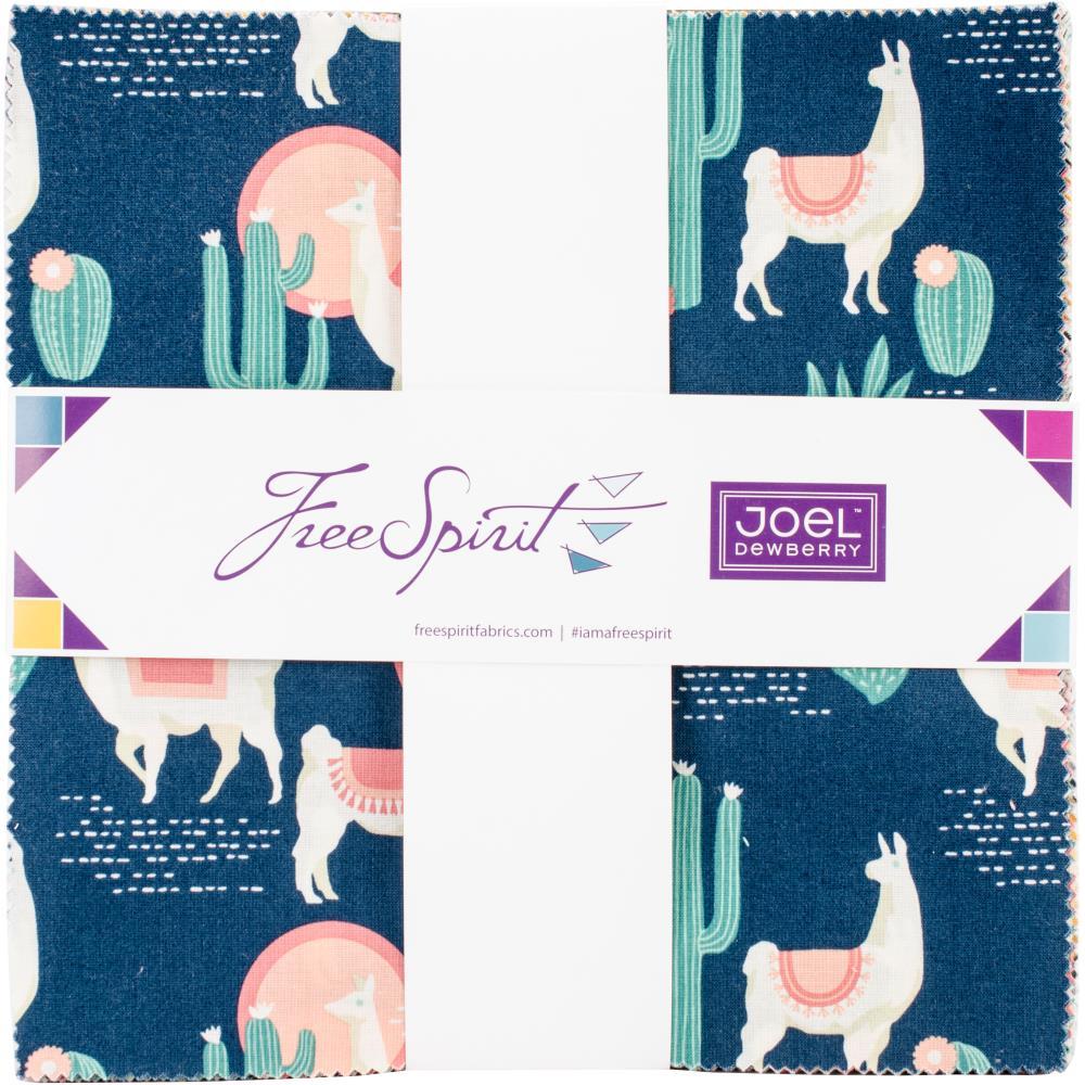 מארז בדים חתוכים - Florabelle - Joel Dewberry Charm Pack