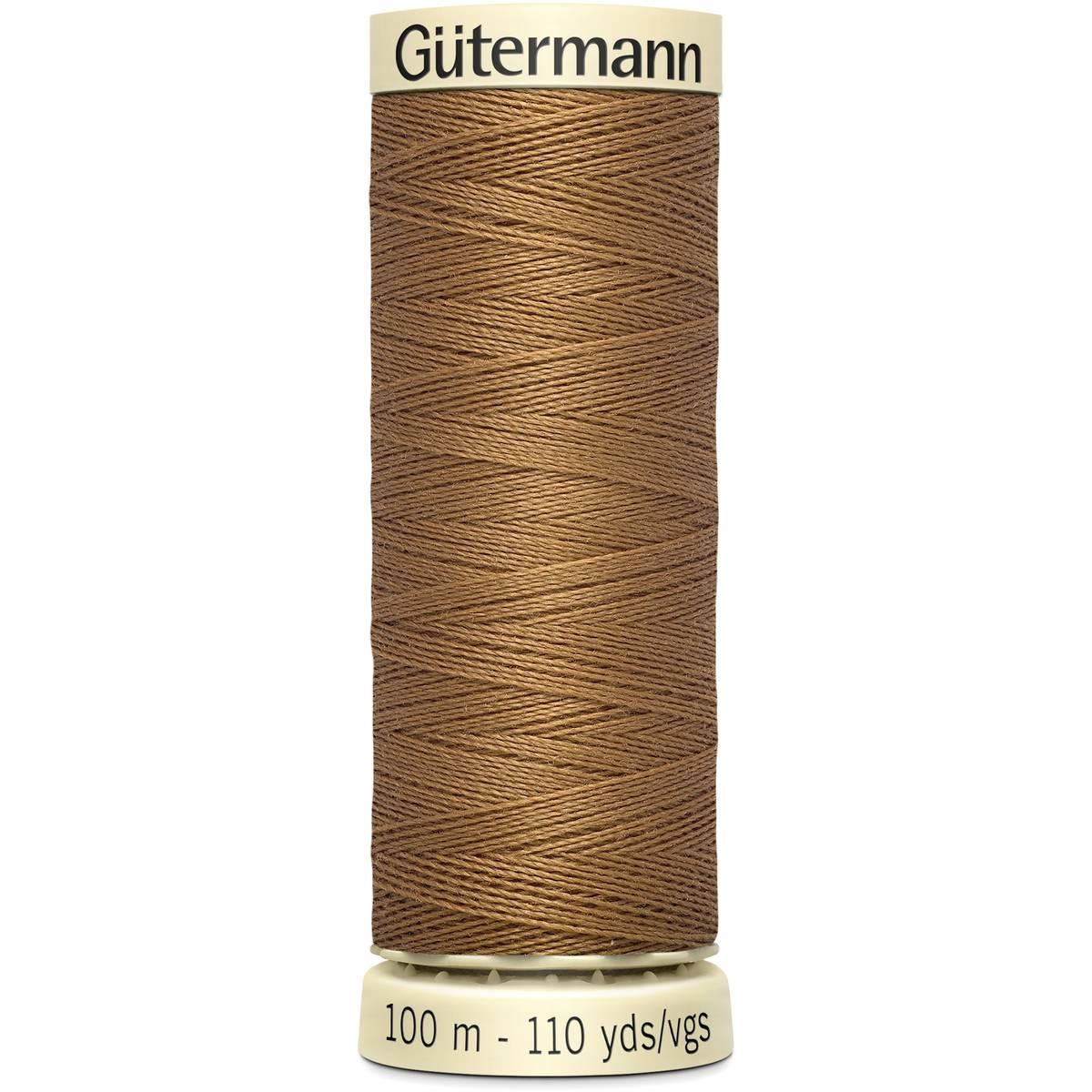 חוט תפירה גוטרמן - Brown 887