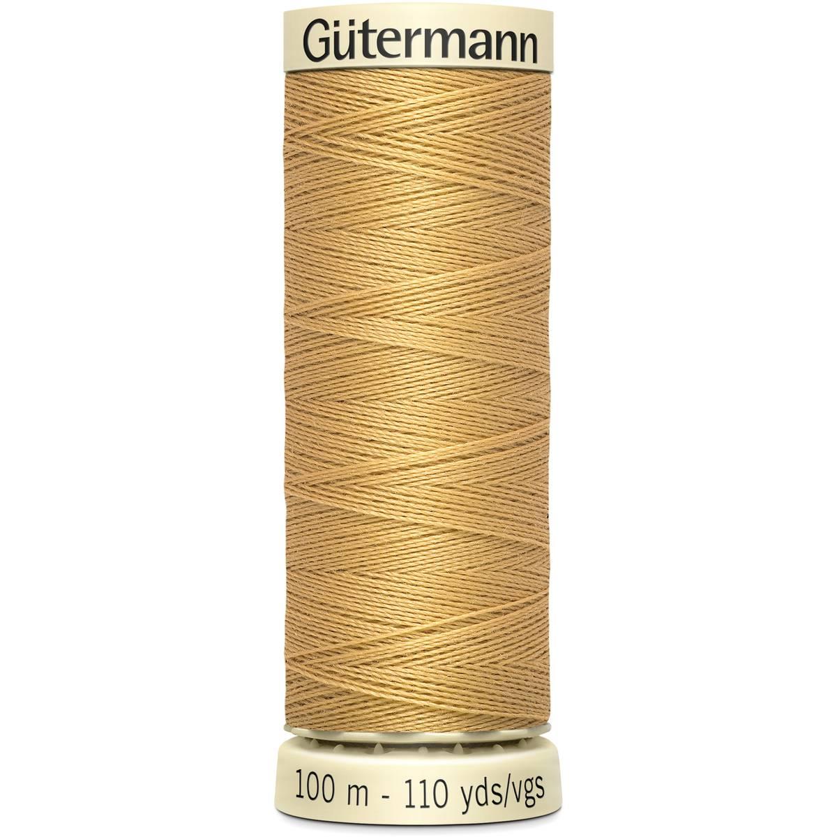 חוט תפירה גוטרמן - Yellow 893