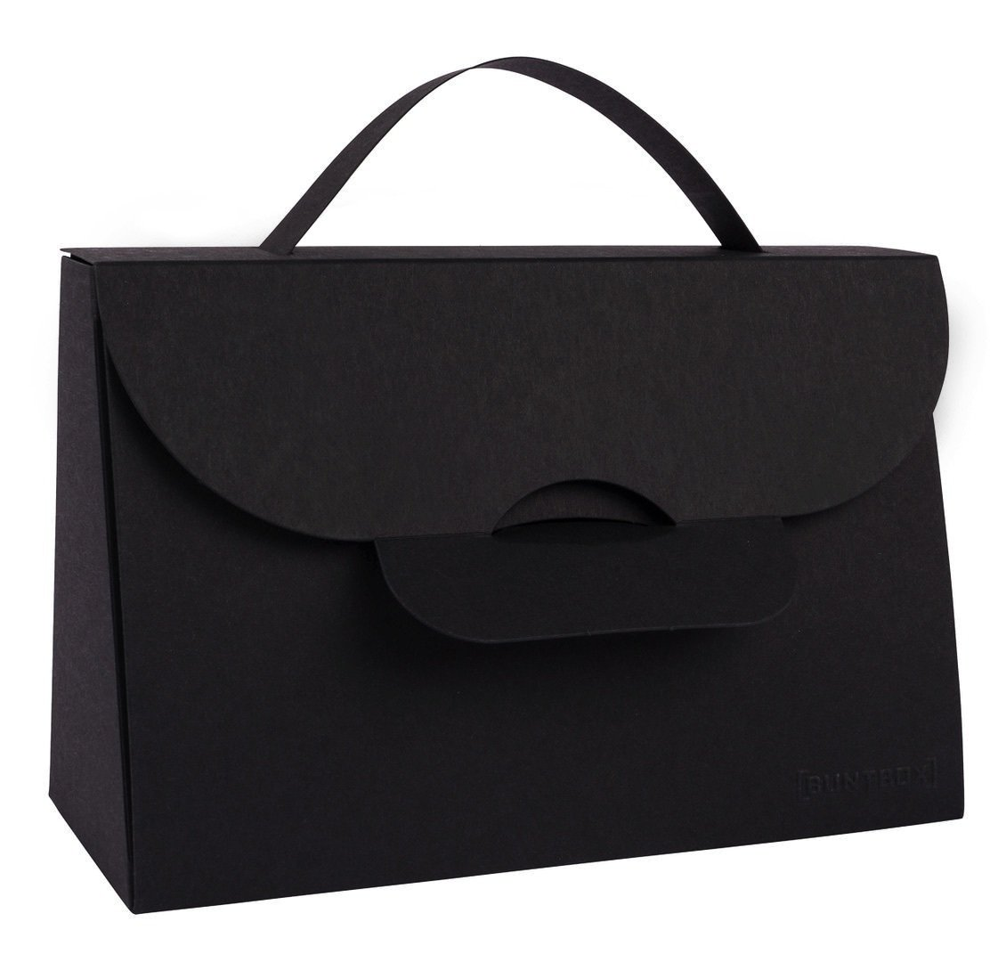 BUNTBOX Handbag M - Graphite