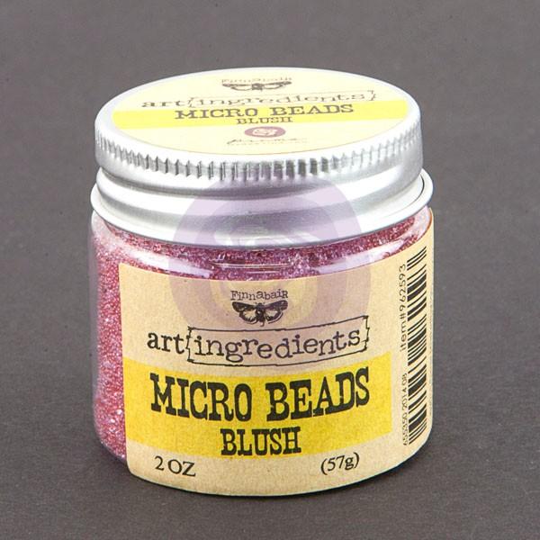 Art Ingredients-Micro Beads: Blush
