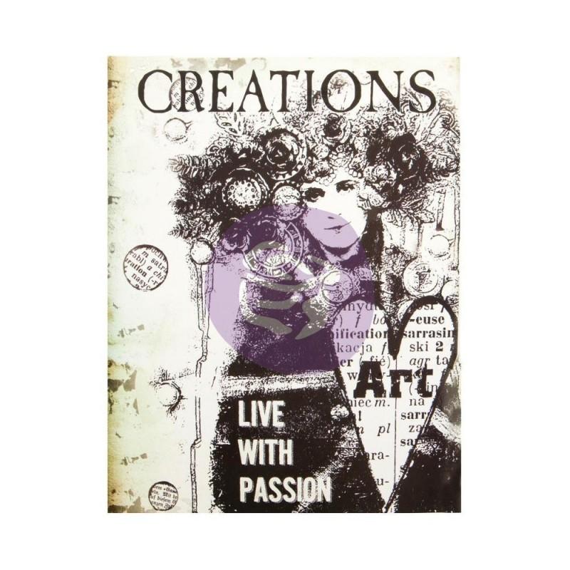 מילוי לאלבום/מידורי - Refill Notebook - Creations