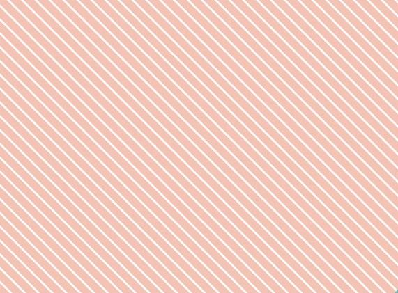 Designer Poster Board - Stripes Coral