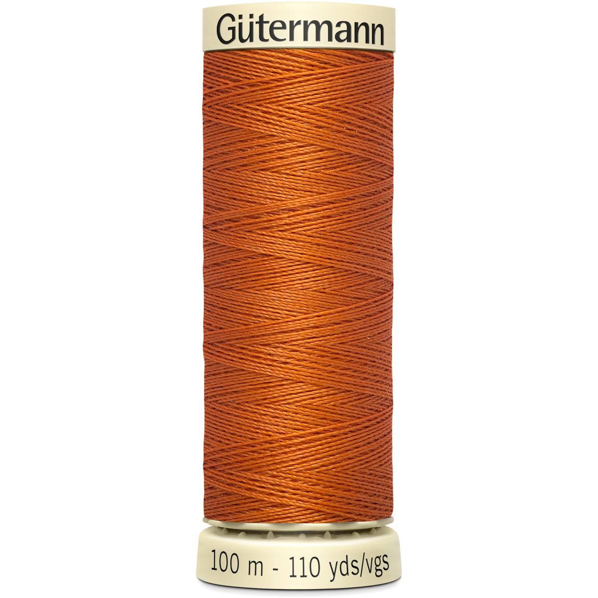 חוט תפירה גוטרמן - Orange 982
