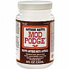Mod Podge Antique Matte - 8oz