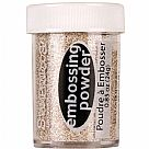 אבקת הבלטה - Embossing Powder - Golden Sand Opaque