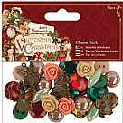 Victorian Christmas Charm Pack - Mixed