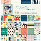 "Paper Pad 12""X12"" - Shimelle True Stories"